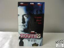 Route 9 VHS Kyle MacLachlan, Earl Whitney, Peter Coyote, Amy Locane