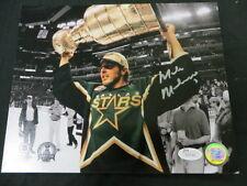 Dallas Stars Mike Modano autograph/signed 8x10 NHL licensed photo. JSA hologram