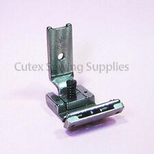 Singer 107W, 457G, 457U ZigZag Machine Adjustable Tape Guide Presser Foot