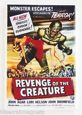 Revenge of the Creature FRIDGE MAGNET (2 x 3 inches) movie poster black lagoon