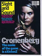 DAVID CRONENBERG / DAVID THOMSONSight and Sound April1999
