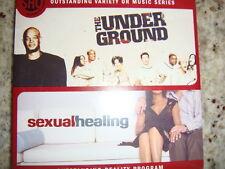 The Underground & Sexual Healing Emmy DVD TV Showtime Damon Wayans Laura Berman