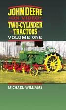 DVD John Deere On Video! Two-Cylinder Tractors-Volume 1