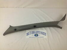 "2004-2008 Ford F-150 LH Driver Side Interior Grey ""A"" PILLAR TRIM HANDLE new OEM"