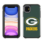 For Apple iPhone 11 - Official NFL Football Armor Hybrid Cover Case