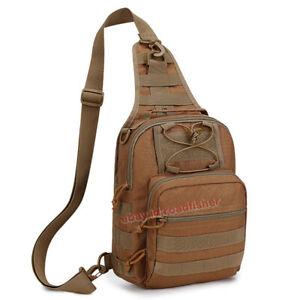 Men Women's Sports Travel Chest Bag Messenger Bag Shoulder Bag Backpack Handbag