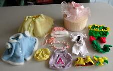 15-piece Lot AG Angelina Ballerina Outfits Clothes Costumes Accessories Hat Box