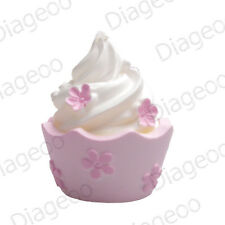 Cupcake Silicone Molds 3D Cake Soap Candle Ice Cream Flower Fondant DIY Decorate