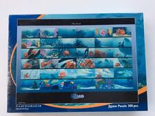 Japan Tenyo Disney The Art Of Finding Nemo 300 Jigsaw Puzzle Rare New