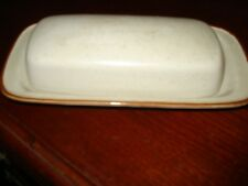 AUTUMN COLLECTION Stoneware Covered Butter Dish