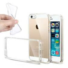 New Transparent Crystal Clear Case for iPhone 5 5S SE Case Gel TPU Cover Skin