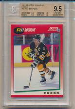 1991 Score Canadian Ray Bourque (HOF) (#50) BGS9.5 BGS