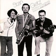 STAN GETZ - THE BEST OF TWO WORLDS - CD - NEAR MINT CONDITION