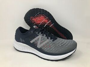 New Balance Men's Fresh Foam 1080 V9 Running Shoe, Gunmetal/Outerspace, 12 B(N)