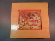 Pressland's Great Book of Tin Toys, clockwork boats, cars, trucks, trains...