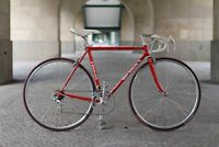 Eddy Merckx Corsa Extra / 53cm / Campagnolo Chorus / red / Selle Italia 3ttt