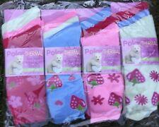 Ladies Thermal Fashion Scoks 4-7 Strawberry Fruit Design 12 Pairs REDUCED