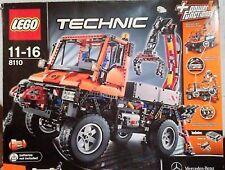 LEGO Technic 8110 Unimog U400 Mercedes Benz ohne OVO