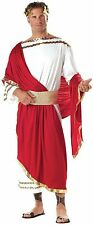 """Caesar Costume for Adults Standard Size up to 46"""" New by Cal. Costumes 01193"""