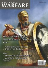 ANCIENT WARFARE VOLUME III ISSUE I MERCENARIES- WARGAMING/MILITARY MAG