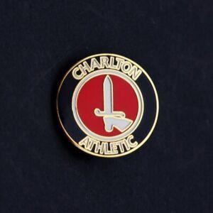 CHARLTON ATHLETIC FOOTBALL CLUB PIN BADGE 21MM