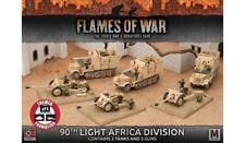 Flames of War - 90Th Light Africa Division - German - Afrika Korps - GBX104