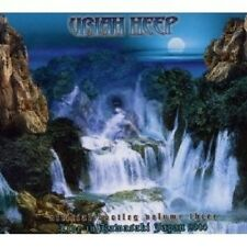 "URIAH HEEP ""OFFICIAL BOOTLEG VOL. 3"" 2 CD NEU"