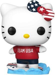 Funko - POP Sanrio: Hello Kitty Sports- Surfing Hello Kitty Brand New In Box