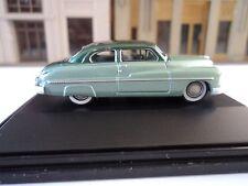 Oxford  1949  Mercury     Adelia Green     1/87   HO  diecast car