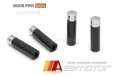 BMW CARBON FIBRE DOOR PIN E39 E46 E60 E61 F10 E65 E66 E87 E90 E91 F30 X5 X6