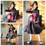 Naruto Shippuden Uchiha Itachi Anime PVC Figure Figurine Model Statue Toy Gift