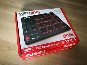 Akai Professional MPD218 Contrôleur Audio/MIDI USB