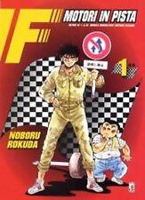 manga STAR COMICS F1 MOTORI IN PISTA numero 1