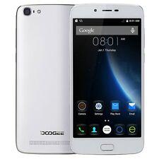 """Doogee Y200. 5.5"""" HD,QuadCore,2GB Ram,32 GB,13MPX,Lector Huellas,4G"""