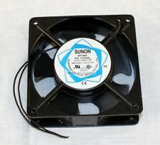 120mm AC 110V to 120V Ball Bearing Cool Cooling Case Fan Low Noise, Metal Casing