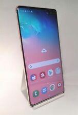 Samsung Galaxy S10 Plus 1TB Ceramic White Verizon Unlocked Fair Condition