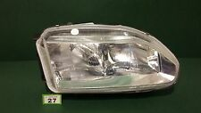 Renault safrane drivers side headlight