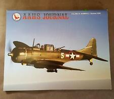AAHS Journal American Aviation Historical Society Summer 2009, Vol 54-2