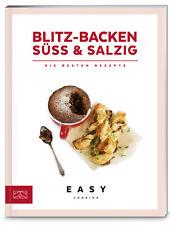 Blitz-Backen süß & salzig  Easy Cooking Kochbücher Easy Cooking