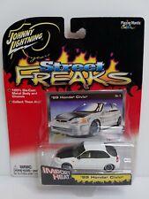 Johnny Lightning Street Freaks 99 Honda Civic White HTF