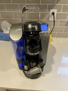 Keurig Black B70 Gourmet Single-Cup Home Brewing System w/My Kcup & EXTRA Filter