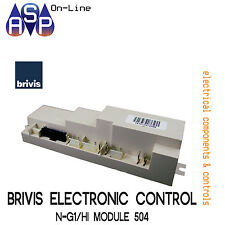 BRIVIS HI MODULE 504 ELECTRONIC CONTROL FOR HEATERS - PART# B014101