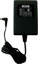 Amigo Power Supply Adapter Model: AM-121200A Output: 12VAC 1200mA