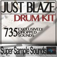 JUST BLAZE Rap Beats sp1200 Native Instruments NI Maschine Mikro Akai Mpc Studio