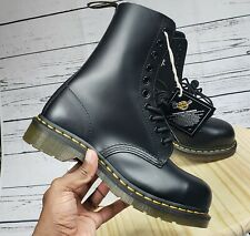 Dr.Martens Unisex Boots 1919 Womens Mens Steel Toe Combat Fine Haircell. SzM6/w7