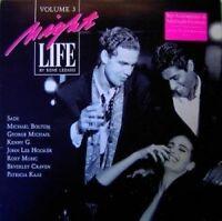 Nightlife 3 (1991) Sade, Michael Bolton, George Michael, Kenny G., John L.. [CD]