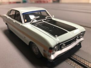 Scalextric 3986 - Ford Falcon XW - light blue - 1:32