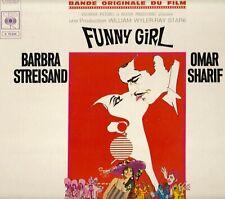 BO FILM OST FUNNY GIRL STREISAND SHARIF STYNE MERRILL LP33T PORT A PRIX COUTANT