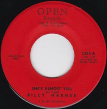 Northern Soul--BILLY HARNER--She's Almost You / Fool Me