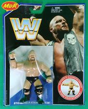 2017 Mattel STONE COLD STEVE AUSTIN Wrestling WWF WWE Attitude Retro NEW MOC